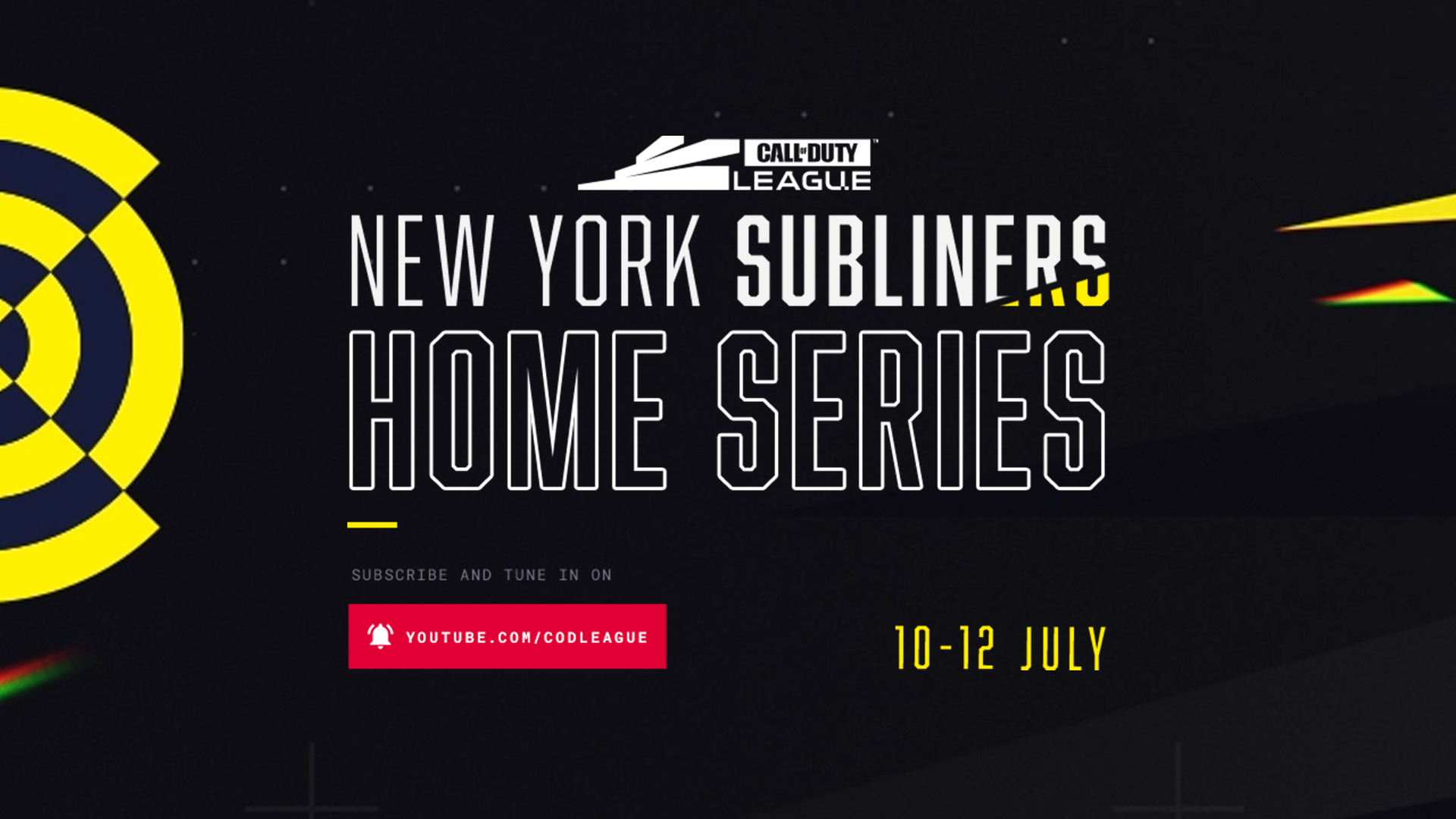 CDL Week 11 – New York Subliners Home Series