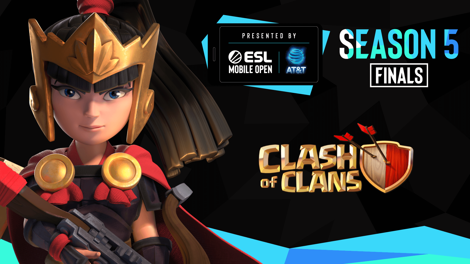 ESL Mobile Open Season 5 Finals – Clash of Clans