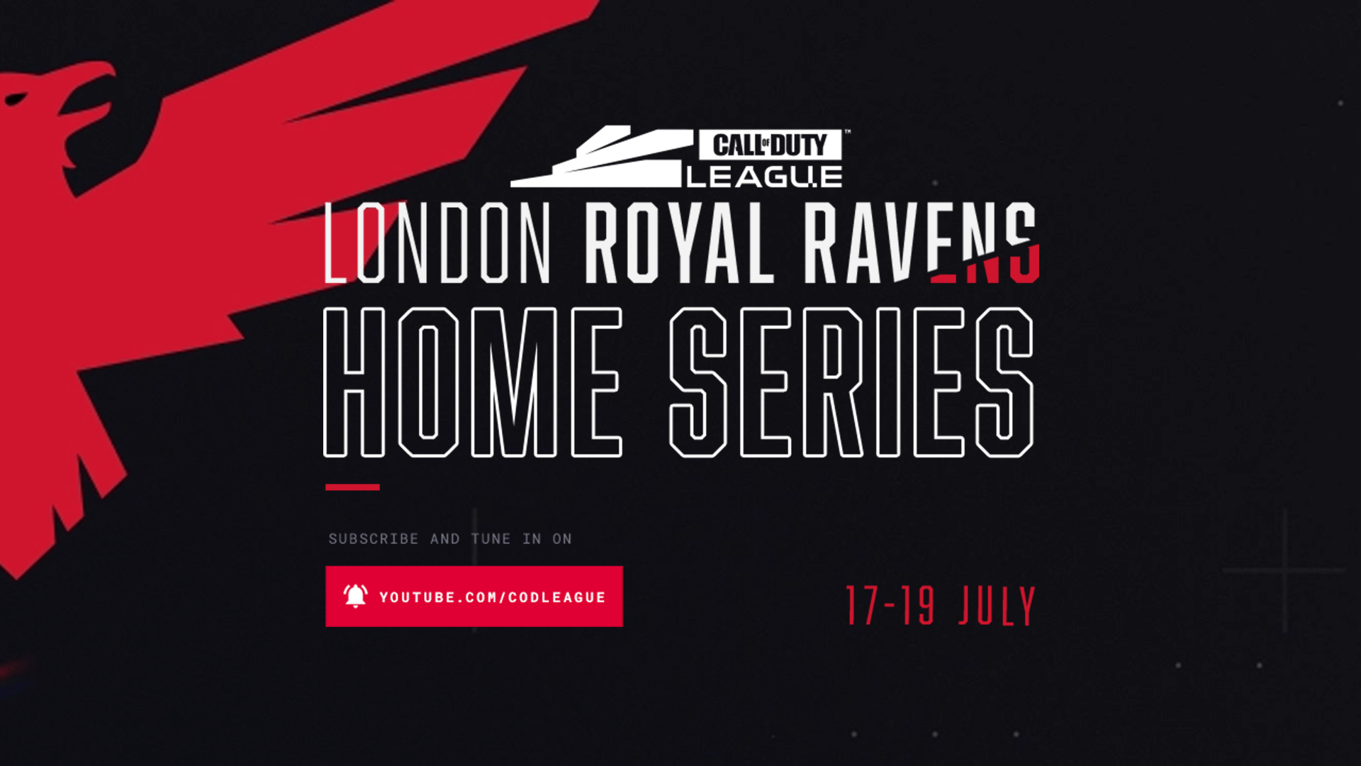 CDL Week 12 – London Royal Ravens Home Series