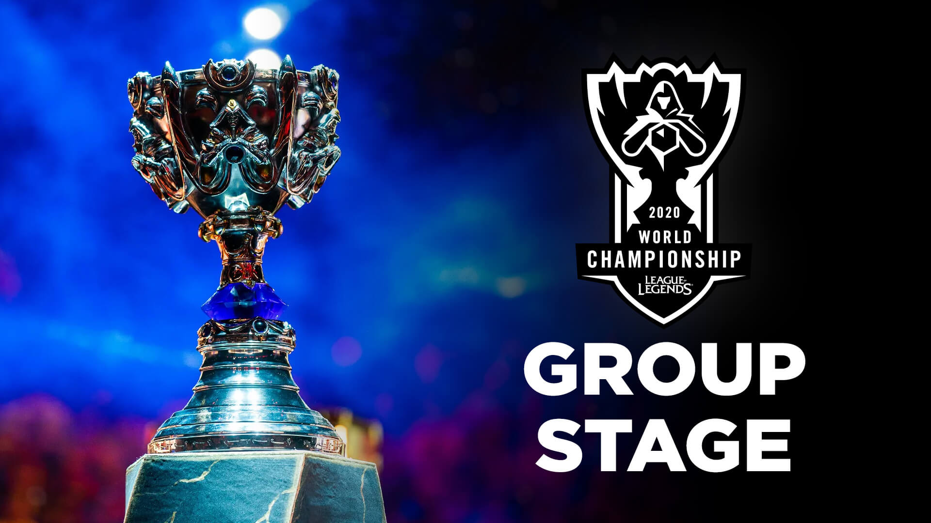 League of Legends World Championship 2020 – Group Stage