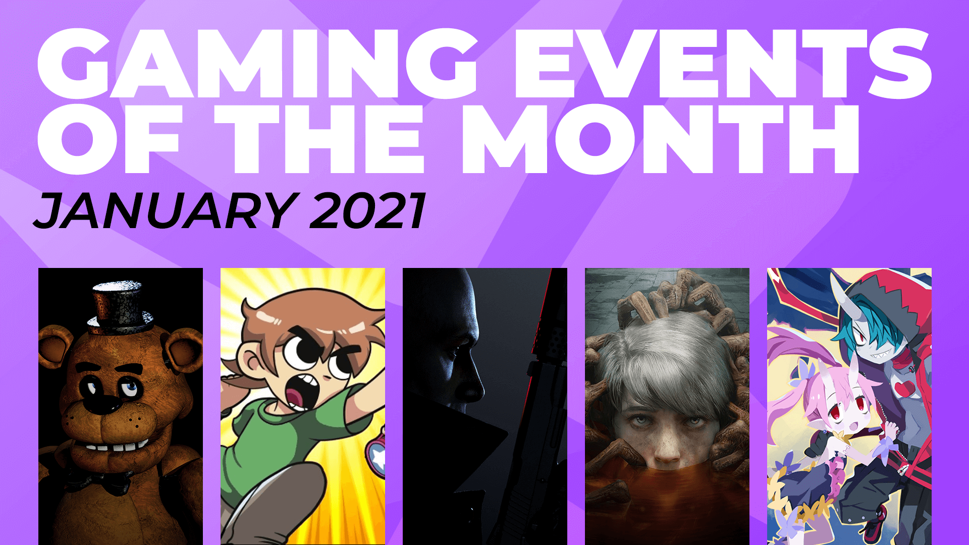 Games of the Month – January 2021